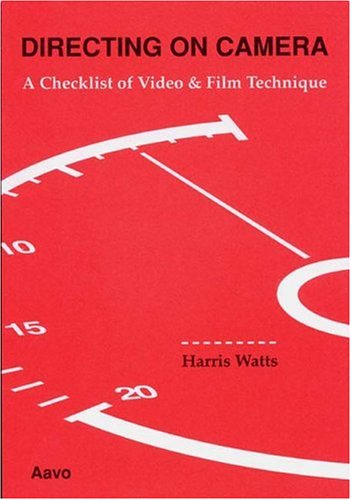 9780950758220: Directing on Camera: A Checklist of Video and Film Technique