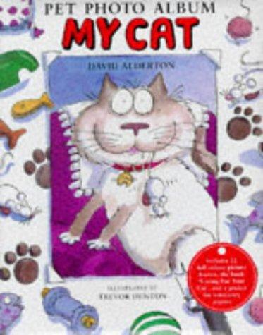 9780950790152: MY CAT: PET PHOTO ALBUM [including