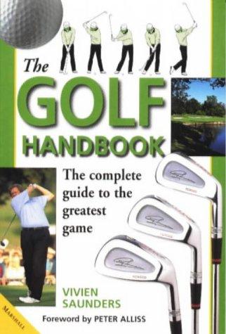 9780950790190: Golf Handbook (Handbooks)