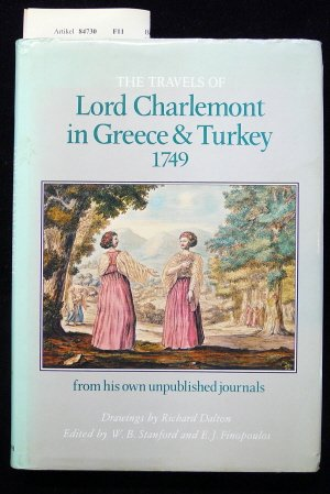 9780950802664: Travels in Greece and Turkey, 1749