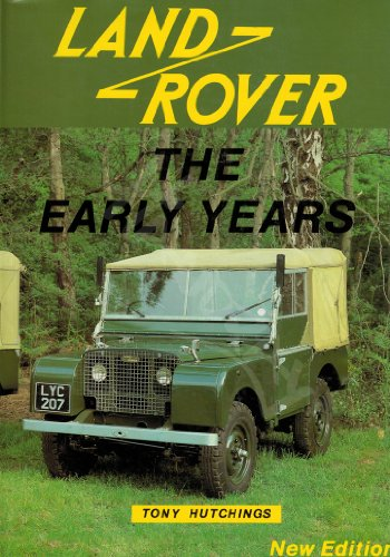 9780950805719: Land Rover: The Early Years