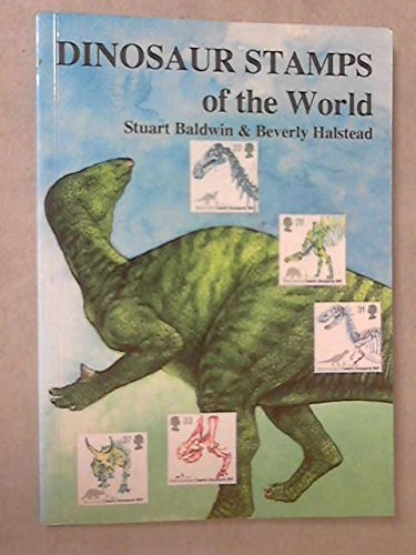 9780950806341: DINOSAUR STAMPS OF THE WORLD.