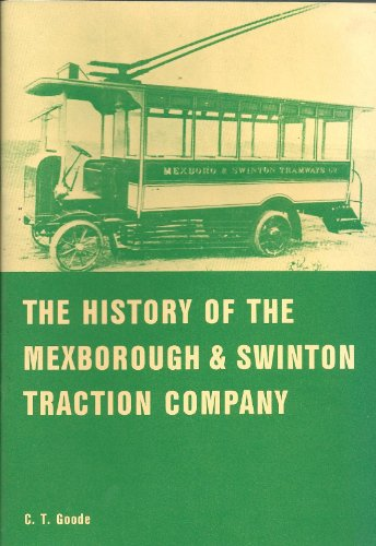 9780950823904: History of the Mexborough and Swinton Traction Company