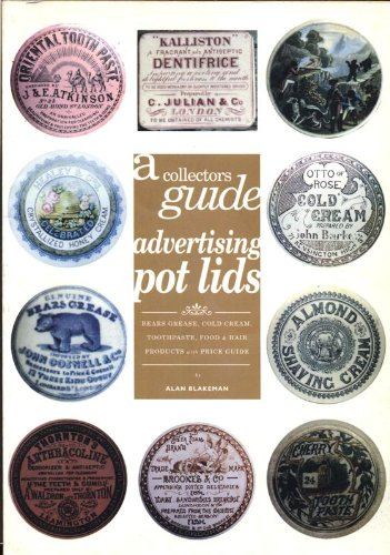 9780950848495: Collectors Guide Advertising Pot Lids