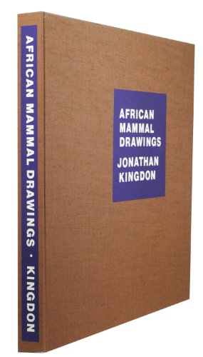 9780950883700: African Mammal Drawings: The Wellcome Volume