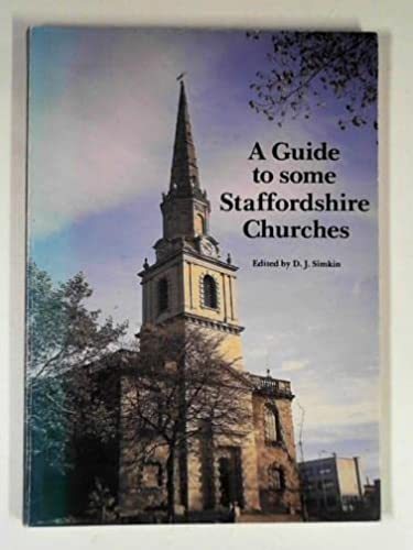 A Guide to Some Staffordshire Churches