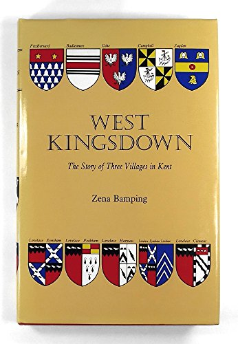 9780950903101: West Kingsdown: The Story of Three Villages in Kent