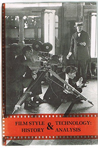 9780950906607: Film Style and Technology: History and Analysis