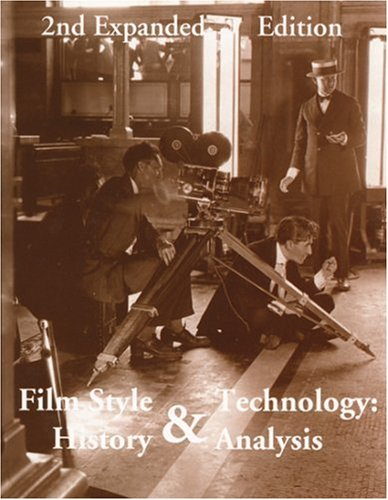 9780950906621: Film Style and Technology: History and Analysis