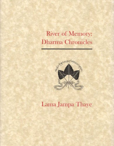 9780950911922: River of Memory: Dharma Chronicles