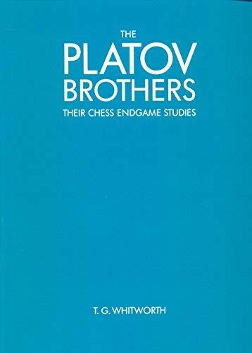 9780950917313: Platov Brothers: Their Chess Endgame Studies