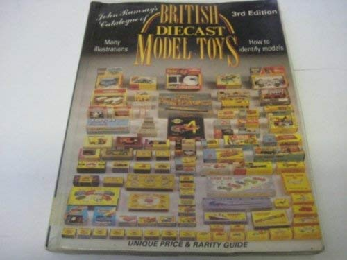 John Ramsay's Catalogue of British Diecast Model: Ramsay, John