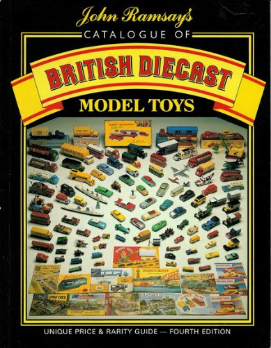 9780950931944: British Diecast Model Toys Catalogue