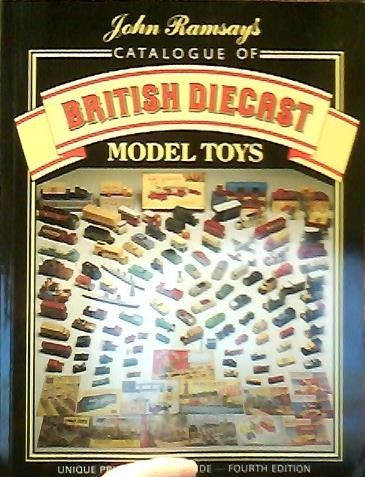 John Ramsay's Catalogue of British Diecast Model