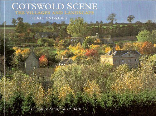 9780950964362: Cotswold Scene: A View of the Hills and Surroundings with Bath and Stratford Upon Avon
