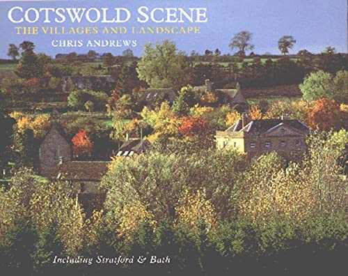 9780950964379: Cotswold Scene: A View of the Hills and Surroundings with Bath and Stratford Upon Avon