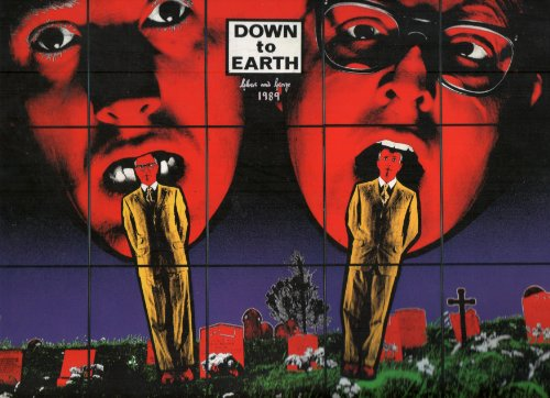 9780950969336: Gilbert & George - the Cosmological Pictures