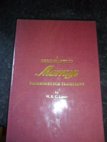 9780951011522: Bibliography of Murray's Handbooks for Travellers