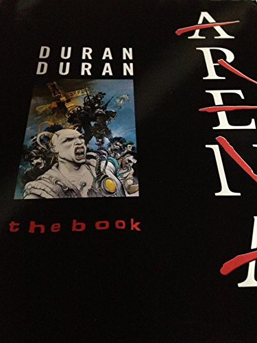 DURAN DURAN ARENA THE BOOK.