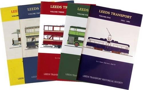 9780951028056: Leeds Transport: v. 1 - v. 5