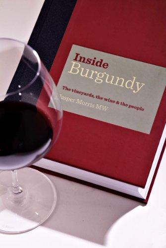 9780951063217: Inside Burgundy