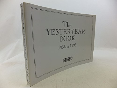 9780951088531: Yesteryear Book, 1956-93