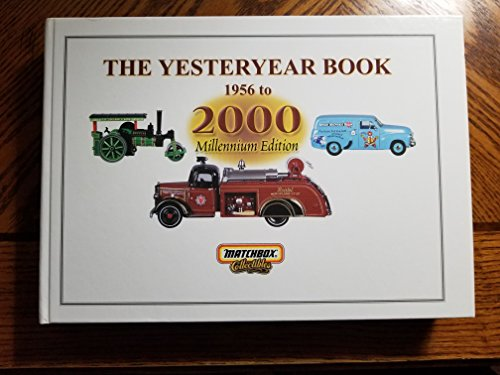 9780951088593: The Yesteryear Book 1956 to 2000: Millennium Edition