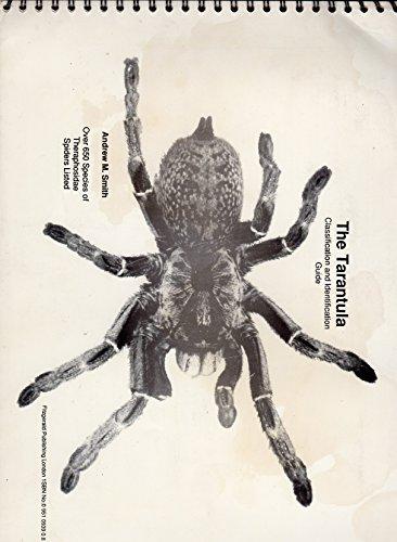 9780951093900: Tarantula Classification and Identification Guide
