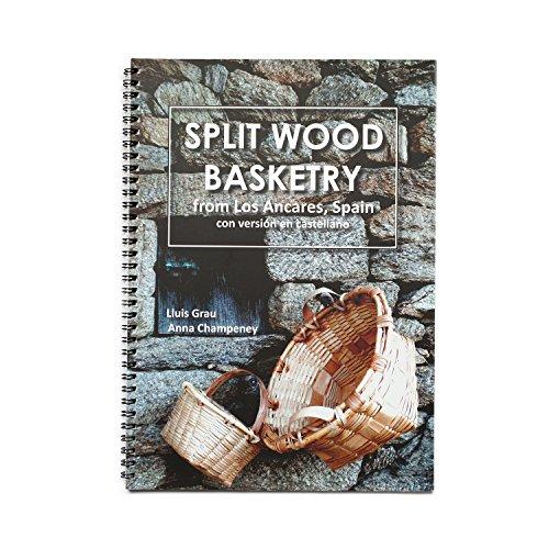 9780951111055: Split Wood Basketry from Los Ancares, Spain: Con Version En Castellano