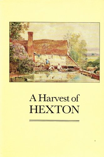 A Harvest of Hexton.: Anne Ashley Cooper.