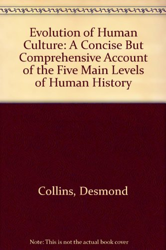The Evolution of Human Culture