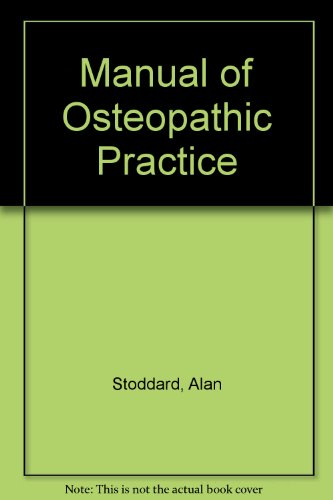 9780951135617: Manual of Osteopathic Practice