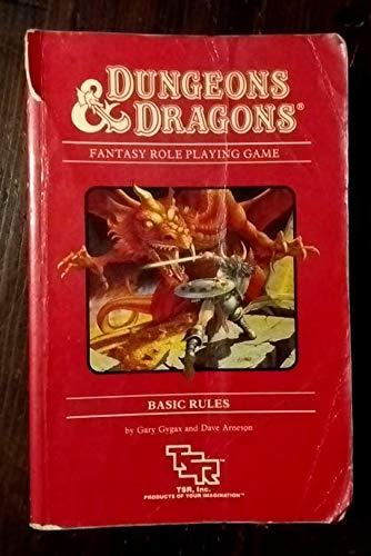 Dungeons and Dragons Basic Rules Book: Arneson, Dave, Dave