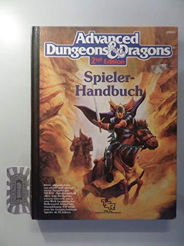 9780951144428: Advanced Dungeons & Dragons Spieler-Handbuch 2nd Edition