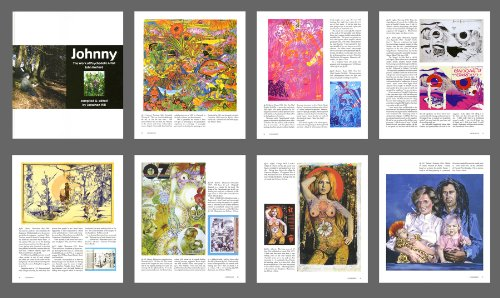9780951144893: Johnny, the Work of Psychedelic Artist John Hurford