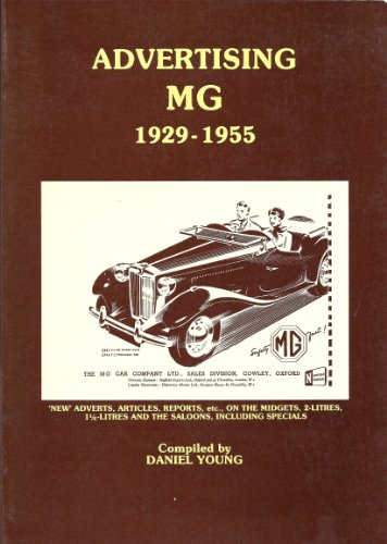 Advertising MG: 1929-1955: Daniel Young