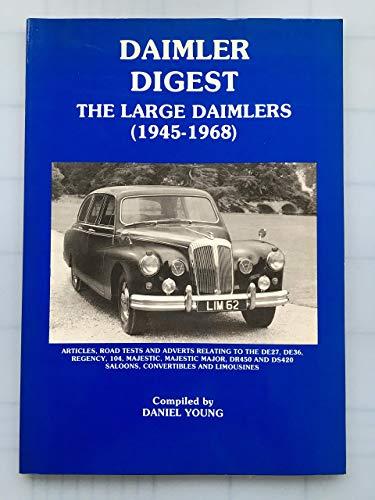 9780951176085: Daimler Digest: Large Daimlers, 1945-68