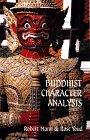9780951176931: Buddhist Character Analysis