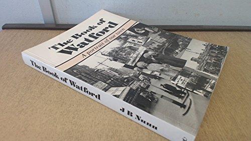 Book of Watford: J.B. Nunn
