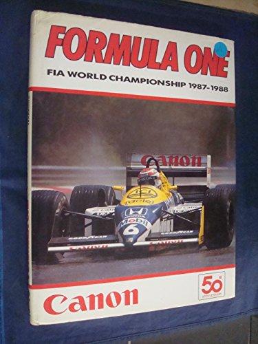 Formula One FIA World Championship Yearbook 1988: ECCLESTONE Bernie (foreword)