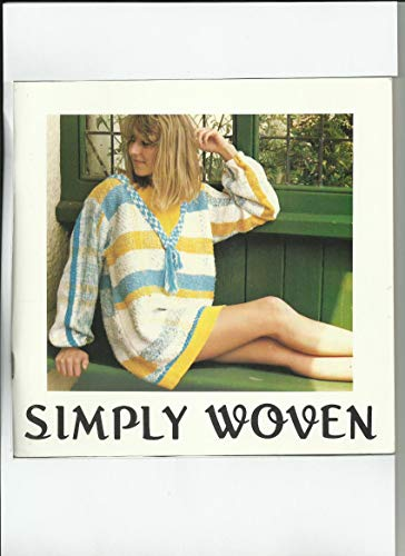 9780951193600: Simply Woven