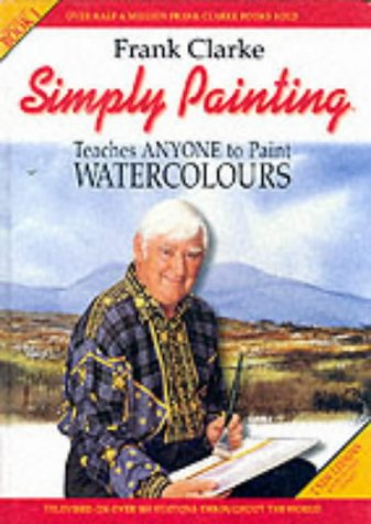 Simply Painting (0951251082) by Frank Clarke