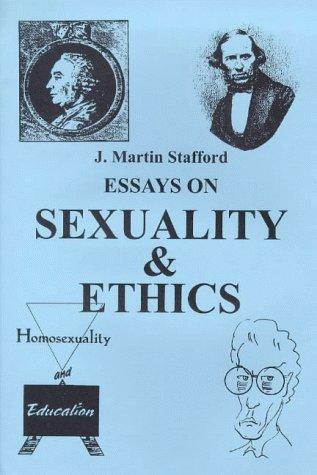 three essays on sexuality summary