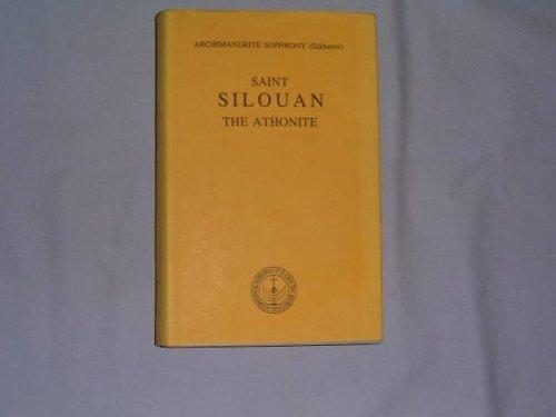 9780951278680: Saint Silouan the Athonite
