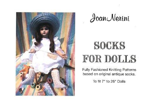 9780951283523: Socks for Dolls: Fully Fashioned Knitting Patterns Based on Original Antique Socks