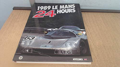 9780951284025: Le Mans 24 Hours 1989
