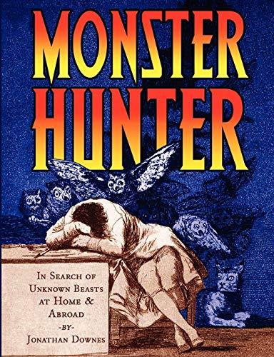 9780951287279: Monster Hunter