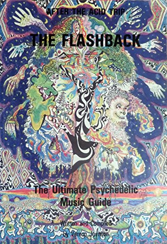 The Flashback: The Ultimate Psychedelic Music Guide: Joyson,Vernon