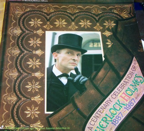 Granada Companion Number One: A Sherlock Holmes Album: Cox, Michael, and Andrew Robinson, editors