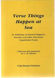 9780951320235: Verse Things Happen at Sea: An Anthology of Nautical Doggerel, Parodies and Other Previously Unpublished Poems